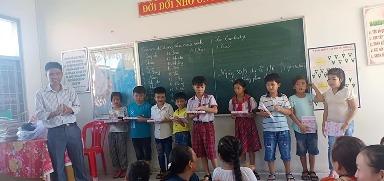 Gia sư dạy kèm lớp 3 tại Cần Thơ.