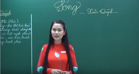 day kèm ngữ văn Long Xuyên